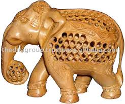 carved wooden animals wood carved elephant wood sculpture