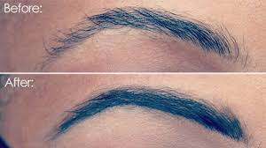 How To Shape Eyebrows With Concealer Beauty Tutorial Eyebrows 102 College Fashion