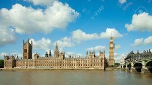 chambre du parlement chambre du parlement avec big ban tour à londres royaume uni banque