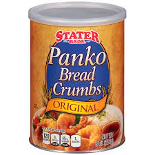 stater bros panko original bread crumbs 8 oz from stater bros