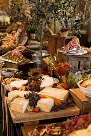 Pictures Of Buffet Tables by Best 25 Food Displays Ideas On Pinterest Appetizer Table