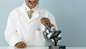 what is a light microscope used for what are the procedures to properly handle a light microscope