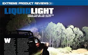 snake led light bar led light bar liquid light extreme 4wd action product review