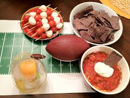 healthy super bowl snack ideas haute healthy