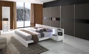 Modern White Bed Frames Modern Home And Office Furniture Store Modrest Alaska Modern White