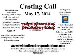 Seeking Pilot Script Twisted Brothers Pro Twistbroprod