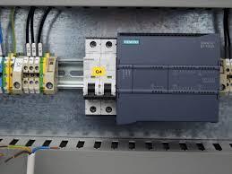 training control cabinet s7 1200 cpu 1214c siemens u2013 asti automation