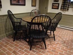 Dining Rooms Inglenook Brick Tiles Thin Brick Flooring Brick - Dining room tile