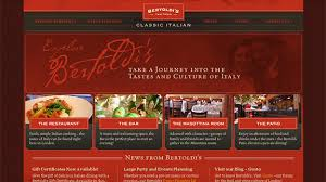 31 Really Amazing Food Websites for your Design Inspiration