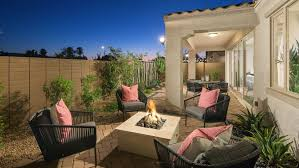 Patio Homes Phoenix Az by Western Enclave Arbor New Homes In Phoenix Az 85037