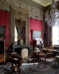 le de bureau style anglais lit d alcôve musée nissim de camondo