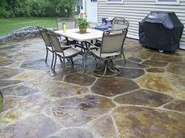 Backyard Cement Patio Ideas Fancy Backyard Cement Patio Ideas 35 With Additional Lowes Patio