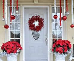 Outdoor Hanging Christmas Decorations 100 Best Outdoor Diy Christmas Decorations Prudent Penny Pincher