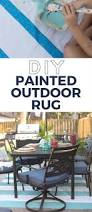 Outdoor Rugs For Deck by Best 10 Paint Rug Ideas On Pinterest Painting Rugs Paint A Rug