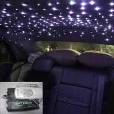 led light illuminators dc12v 16w for car use fiber optic