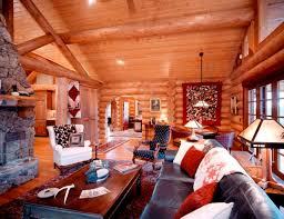 beautiful log home interiors rustic is where its when we envision our home our
