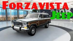 jeep grand 3 forza horizon 3 jeep grand wagoneer forzavista