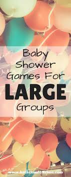 baby shower for large groups large baby shower ideas baby shower bingo cards 80 different