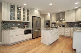 Kitchen Designs White Cabinets Pictures Of Kitchens Traditional White Kitchen Cabinets