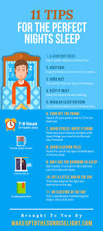 best light for sleep 11 tips for the perfect nights sleep infographic sunrise wake up