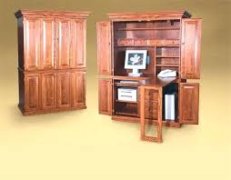 Computer Desk Armoire Computer Desk Armoire Office Office For You Corner Computer For