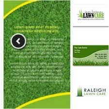 Mowing Business Cards Landscaping Business Cards Lawn Care Business Landscaping