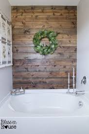 Ideas For Decorating A Bathroom On A Budget Best 25 Pallet Bathroom Ideas On Pinterest Wood Pallets Pallet