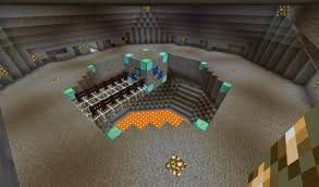 training room minecraft project