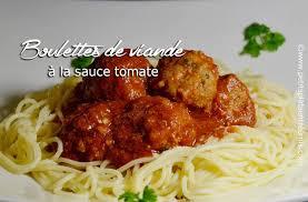 cuisiner des boulettes de viande boulettes de viande à la sauce tomate petits plats entre amis