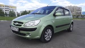 2006 hyundai getz 1 6 at start up engine and in depth tour
