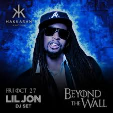 halloween party at hakkasan with lil jon comped entry u0026 open bar