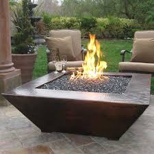 Gaslight Firepit Gaslight Firepit Gas Lights Pits Glass Bowls Bronze