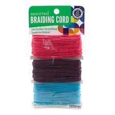 braiding cord kids craft kit toys