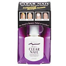 dr g u0027s clear nail solution