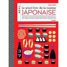 fnac livres cuisine le grand livre de la cuisine japonaise relié laure kié achat