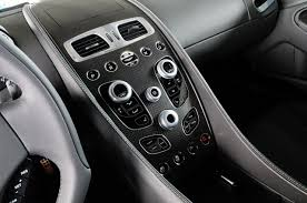 aston martin dashboard introducing the 2014 aston martin vanquish