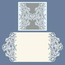Laser Cut Wedding Programs 600 Best Silhouette Cards Images On Pinterest Silhouette Cameo
