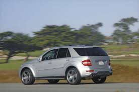 mercedes ml 65 amg mercedes amg special feature three high performance vehicles from
