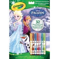 bulk buy crayola 2 pack disney coloring u0026 activity book frozen
