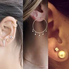 earring pierced pierced ears but no earrings yay or nay purseforum