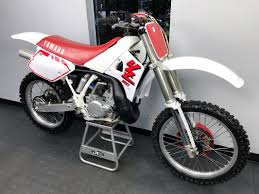 vintage yamaha motocross bikes bikes for sale