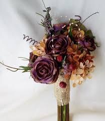 Shabby Chic Bridal Bouquet by Wedding Bouquet Rustic Shabby Chic Bridal Bouquet Autumn Weddings