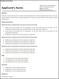 it resume template word blank resume template microsoft word 2014freerun5
