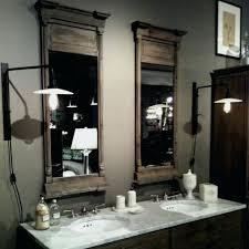 Restoration Hardware Vanity Lights Restoration Hardware Bathroom Tempus Bolognaprozess Fuer Az