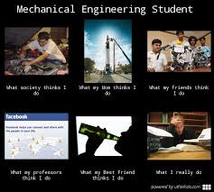 Engineering Student Meme - mechanical engineering student what people think i do what i