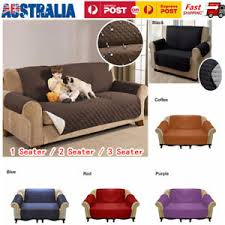 Dog Chair Covers Water Resistant 1 2 3 Seaters Dog Cat Sofa Cover Pet Furniture