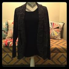 black shrug sweater comfy black shrug sweater cardigan sweater cardigan several and