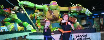teenage mutant ninja turtles secrets sewer strong