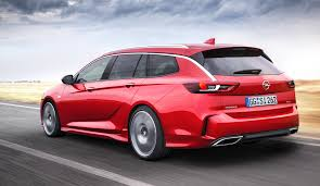 2018 opel insignia wagon wagons ho opel insignia gsi sports tourer revealed autozaurus