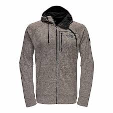the north face mack eaze full zip mens hoodie 2018